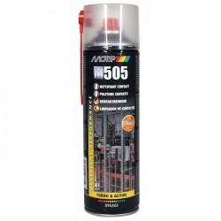Dépoussiérant haute pression - W408 - Aérosol de 360 ml - MOTIP - Nettoyant / Dégraissant outillage - BR-507446