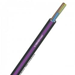 Câble rigide d'alimentation et de commande - U 1000 R2V 3G 4 mm² - 50 M - SERMES - Fils et câbles électriques - BR-633615