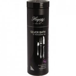 Nettoyant pour les couverts en argent - Silver Bath - 500 ml - HAGERTY - Entretien des métaux - BR-064401
