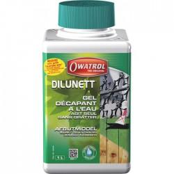 Gel décapant Dilunett - 1 L - OWATROL - Décapants - BR-065027