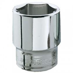 Douille 1/4 - 6 pans - Gamme Radio - ⌀ 12 mm - FACOM - Douille / Cliquet - BR-088412