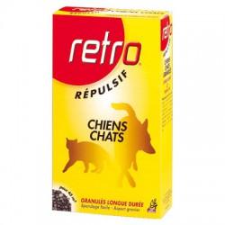 Répulsif en granulés - Chiens et Chats - 400 Grs - RETRO - Divers - BR-106577