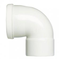 Coude de branchement simple WC - ⌀ 100 mm - GIRPI - Raccordement WC - BR-115312