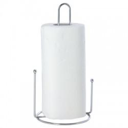 Support essuie-tout chromé - Rangement et nettoyage - BR-140392