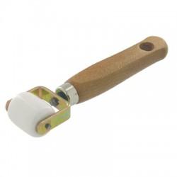 Roulette de tapissier Ébonite - OUTIBAT - Outils pour collage et enduit - BR-147309