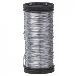 Bobine de fil carcasse galvanisé - ⌀ 4 mm - FILIAC - Fils d'attache grillage - BR-154644