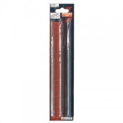 Lime de tronçonneuse Oberg - 200 mm - BAHCO - Accessoires tronçonneuses - BR-176508