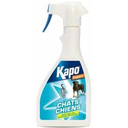 Spray répulsif Chats et Chiens - 500 ml - KAPO - Divers - 3241