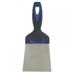 Couteau à enduire - Lame inox manche bi-matière - 20 cm - OUTIBAT - Couteau à enduire / Couteau de peintre - BR-210252