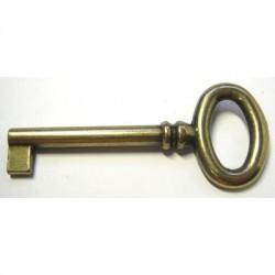 Clé de meuble - Aspect Bronze - STRAUSS - Accessoires de meuble - BR-399331