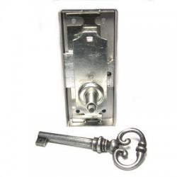 Serrure en applique - Gauche - 50 mm - STRAUSS - Accessoires de meuble - BR-399338