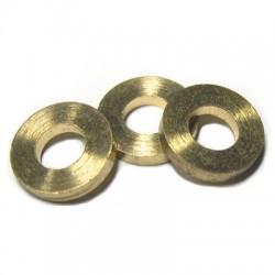 Bague pour paumelle de batiment 220 (16 mm) - Lot de 3 - STRAUSS - Paumelle - BR-399468