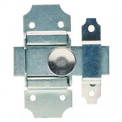 Targette pêne plat Vernie - 40 mm - VACHETTE - Targette / Loqueteau - BR-270008