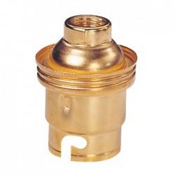 Douille B22 - simple bague - ⌀ 10 mm - L'EBENOID - Douille pour ampoule B22 - BR-278947