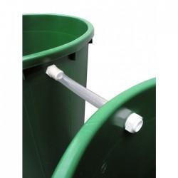 Kit de connexion transparent pour récupérateur d'eau - BELLI - Autres accessoires - BR-293736