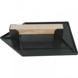 Taloche triangulaire pour maçonnerie - 27 x 18 cm - OUTIBAT - Outils pour collage et enduit - BR-340218