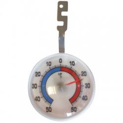 Thermomètre à aiguille pour congélateur et réfrigérateur - STIL - Thermomètre de cuisine - BR-404967