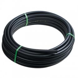 Tuyau polyéthylène basse densité 6 bar - ⌀ 25 mm x 100 M - CAP VERT - Tuyaux polyéthylène - BR-441400