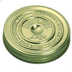 Couvercle pour bocaux terrine Familia Wiss LE PARFAIT - ⌀ 100 mm - Boîte de 6 - Bocaux / Fermetures - BR-460587