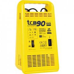 Chargeur de batterie 12 V - TCB90 - GYS - Chargeur et câble - BR-475118