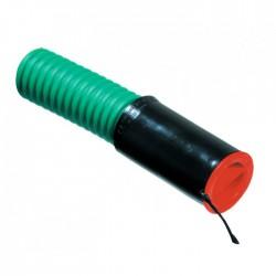 Gaine verte PTT - ⌀ 40 mm - 25 M - Gaines électriques - BR-760382