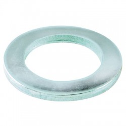 Rondelle plate en acier zingué - ⌀ 10 mm - Lot de 8 - FIX'PRO - Rondelle - BR-487677