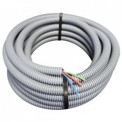 Gaine ICTA préfilée 3 x 2.5 mm - 25 M - Diamètre 20 mm - Gaines électriques - BR-585172