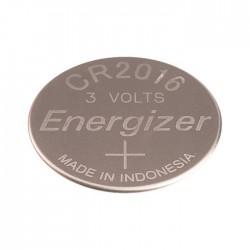 Piles plates - CR 2016 - 3 V - ENERGIZER - Pile miniature / plate - SI-438048