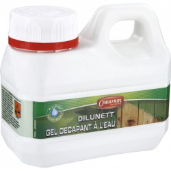 Gel décapant Dilunett - 500 ml - OWATROL - Décapants - BR-065026