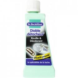 Diable Détacheur Rouille & Déodorant - 50 ml - DR BECKMANN - Détachant pour textile - DE-167882