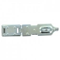 Fermeture porte cadenas récouvrement - 120 mm - STRAUSS - Verrous - BR-399371