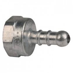 Tétine droite pour butane et propane - Vannes et raccords Gaz - SI-403712