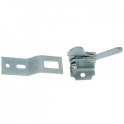 Loqueteau de placard de type cocotte - 37 mm - VACHETTE - Targette / Loqueteau - BR-406571