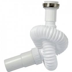 Flexible d'évacuation Astuflex - écrou 1''1/4 - Flexibles et tubes de raccordement - SI-412033