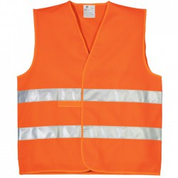Gilet de signalisation / Orange - Unique - OUTIBAT - Protection du corps - BR-420100