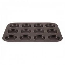 Moule à Petits Gâteaux 12 Trous - NATURA - TEFAL - Moules - BR-400578