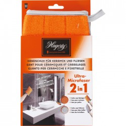 Gants en microfibre pour céramique et carrelages - HAGERTY - Gants de nettoyage - BR-201198