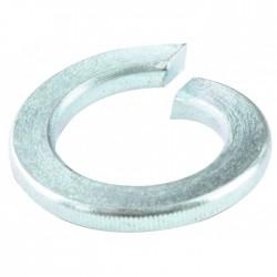 Rondelle ressort acier zingué - 10 mm - Lot de 15 - FIX'PRO - Rondelle - BR-487685
