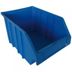 Bac de rangement Bleu en plastique - 2 L - Boîte à outils / Rangement - BR-151492