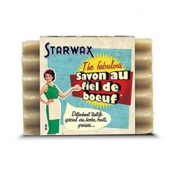 Savon détachant au fiel de boeuf - 100 gr fABULOUS - STARWAX - Détachant pour textile - DE-562868