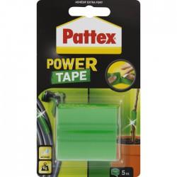 Adhésif super puissant Power tape Power Tape - Vert - Longueur 5 m - Ruban adhésif fixateur - BR-603920