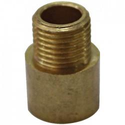 Raccord mâle pour lustre - F-10 x1 M-10,85 mm - GIRARD SUDRON - Accessoires pour lustrerie - BR-613568