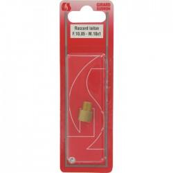 Raccord femelle pour lustre - F-10,85 M-10 1 mm - GIRARD SUDRON - Accessoires pour lustrerie - BR-613576