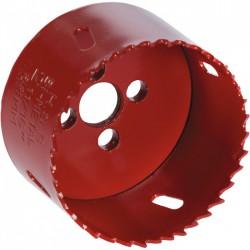 Scie trépan HSS bi-métal - ⌀ 68 mm - SCID - Scie / Lame - BR-70439