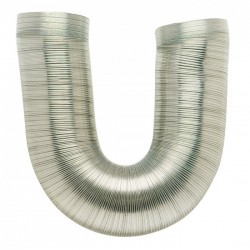 Dmo - Gaine alu flexible extensible / LS - Extensible - ภint 150 mm - DMO - Gaines et conduits - BR-775215