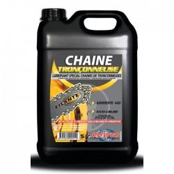 Huile filante spéciale chaine tronconneuse / Bidon 5 l - MINERVA - Entretien outillage - BR-788228