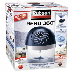 Absorbeur PowerTab Aero 360 Stop - 20 m² - RUBSON - Humidité / moisissures - BR-800393