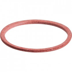 Joint fibre pour tête, petit sachet - 5 pièces / 22 x 26 mm - SIDER - Joint fibre de tête de robinet - SI-869022