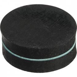 Clapet plein qualité supérieure, sachet de 25 - 11 x 6 mm - SIDER - Joint clapet plein - SI-877505