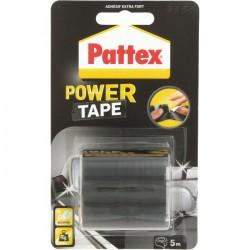 Adhésif super puissant Power tape Power Tape - Noir - Longueur 5 m - Ruban adhésif fixateur - BR-603917